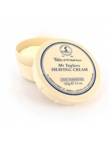 Taylor of Old Bond Street Mr. Taylors Shaving Cream Bowl 150g