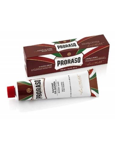 Proraso Shaving Cream Sandalwood & Shea Butter Tube 150ml